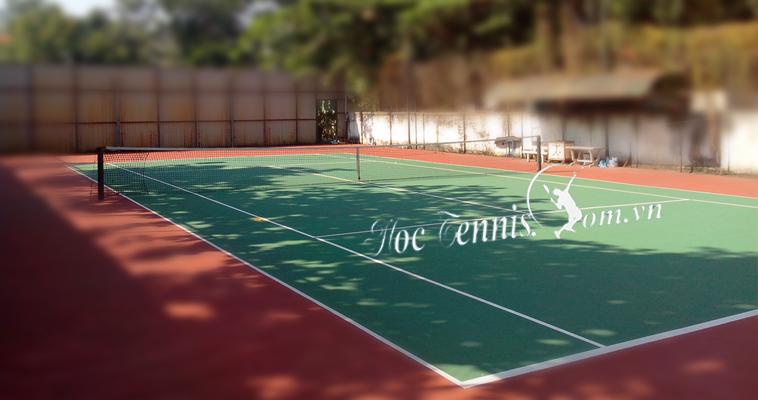 """""""Khóa học Tennis giờ hội viên"""" : sự lựa chọn hoàn hảo cho các học viên có thời gian tự do"""
