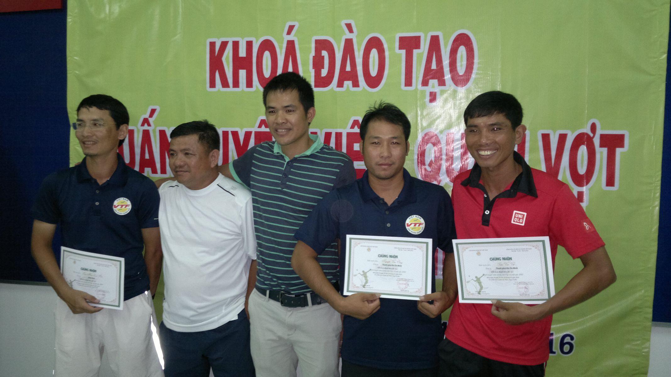 Học tennis TPHCM