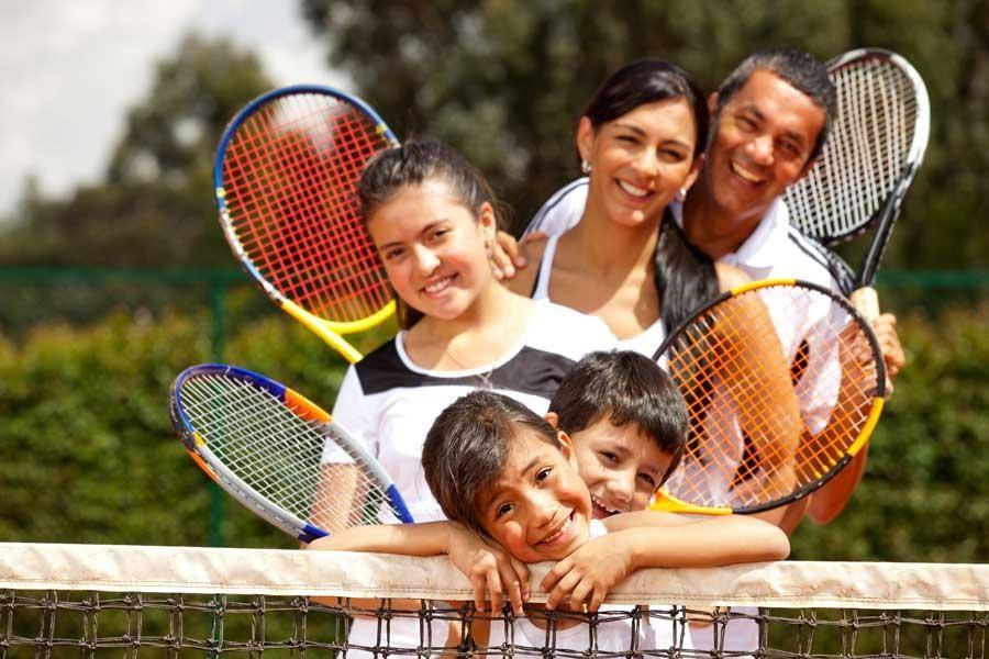 Kết quả hình ảnh cho học tennis