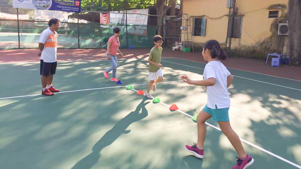 Khóa Học Tennis Cho Trẻ Em