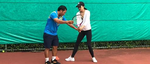 Khóa Học Tennis Cơ Bản