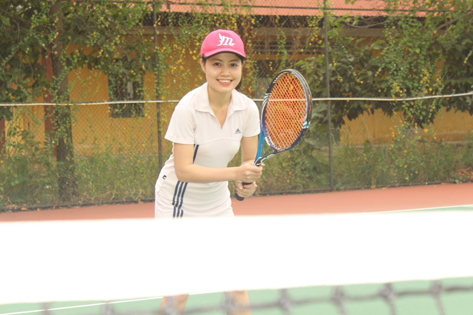Học tennis tại quận Bình Tân tphcm