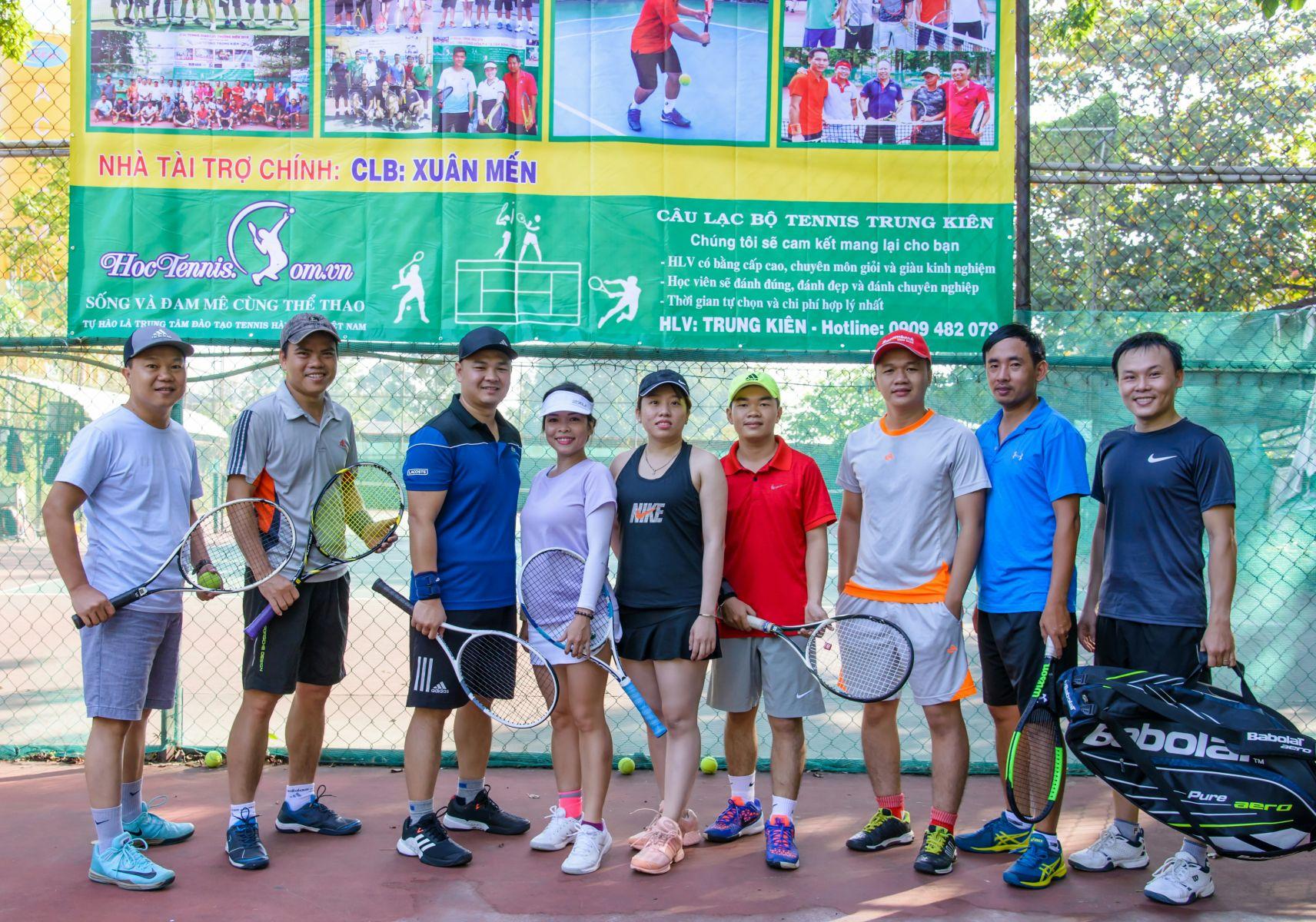Dạy tennis quận 2