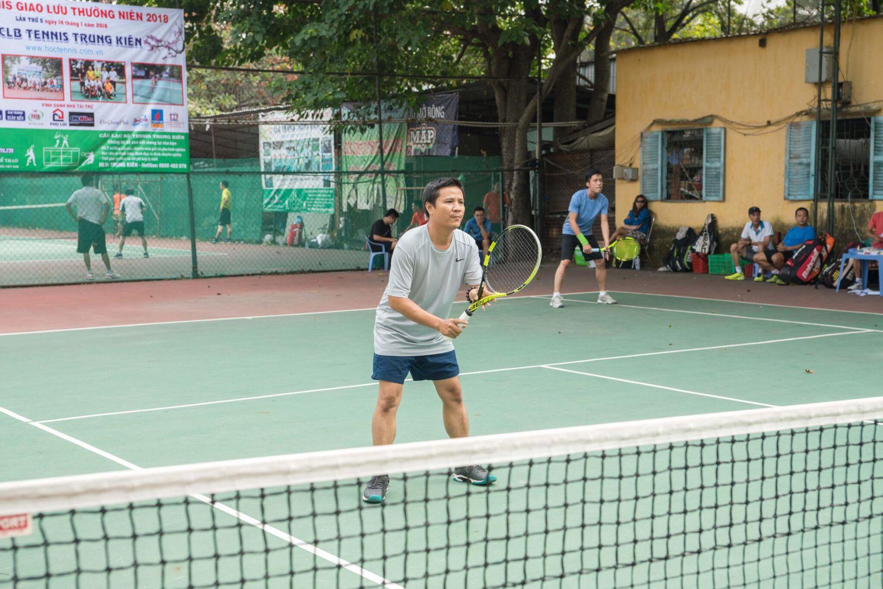 Hệ Thống Sân Tennis Tại TP HCM
