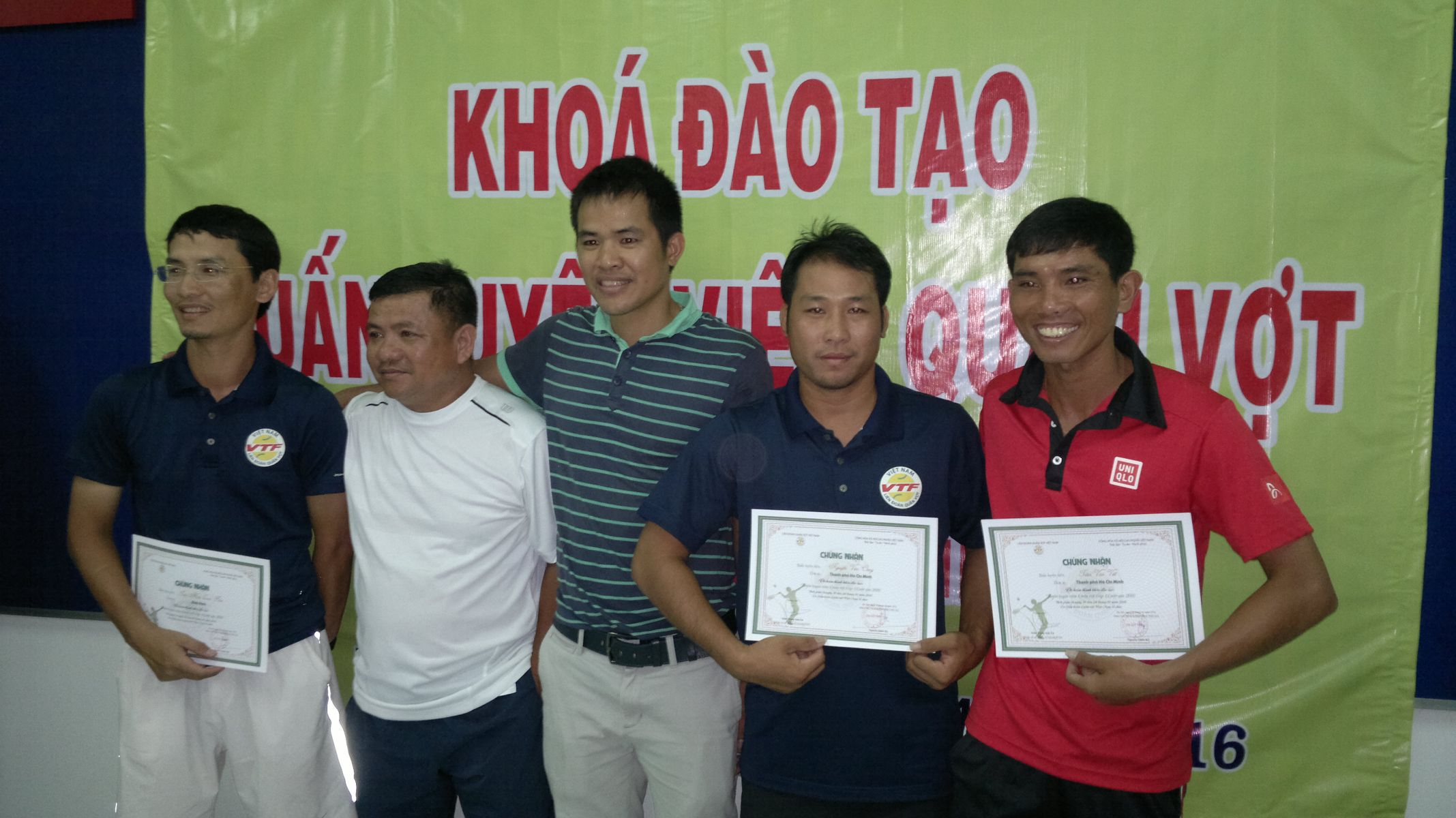 Học tennis quận 12 TPHCM
