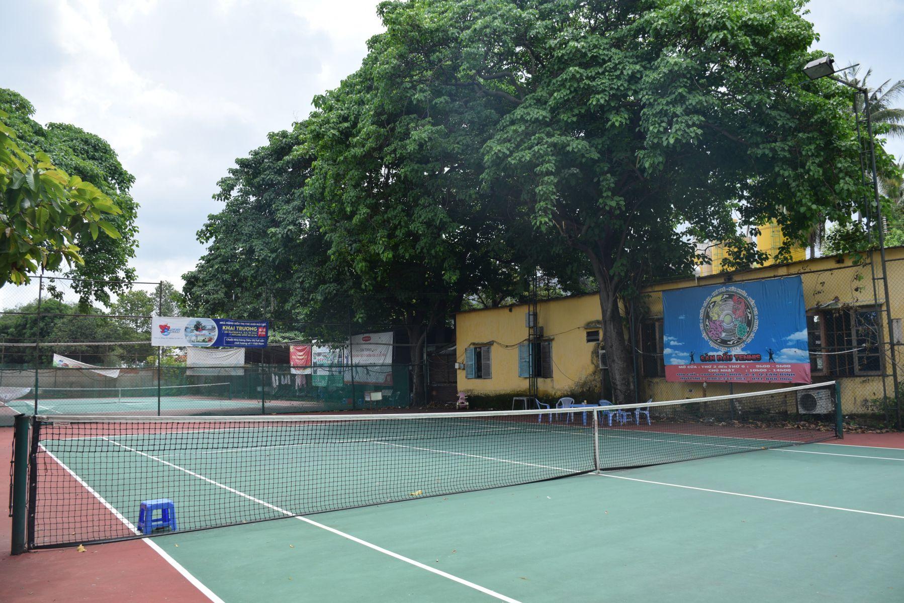 Học tennis tại quận 11 tphcm