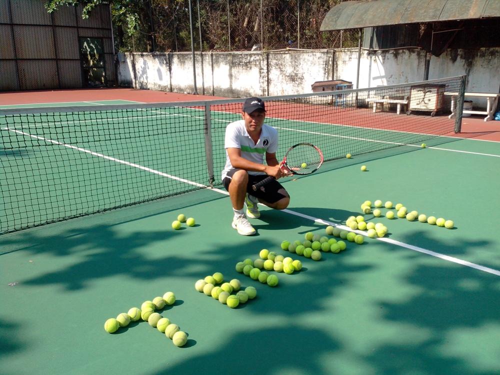 Học tennis tại quận 5 TPHCM