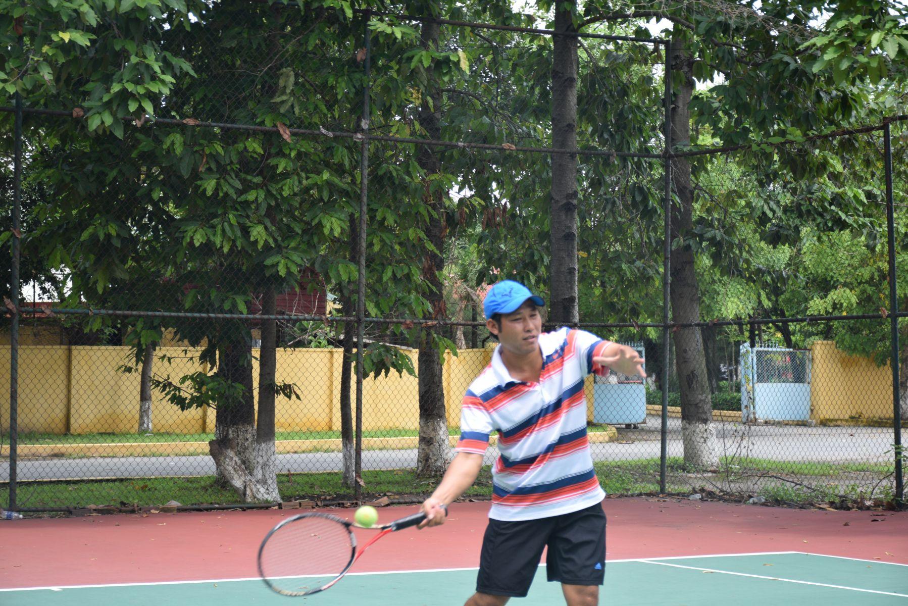 Học tennis tại quận 6 TPHCM