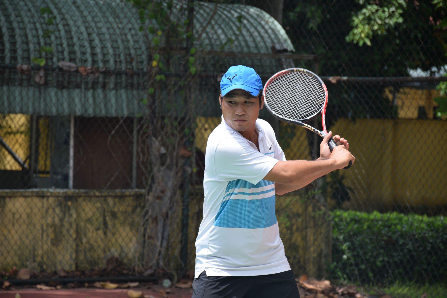 học tennis tại quận Bình Thạnh tphcm