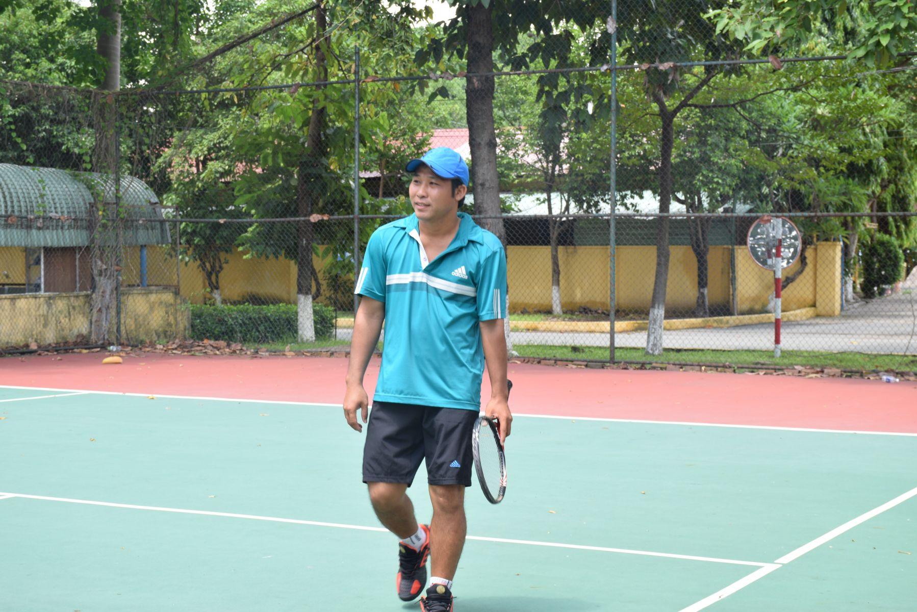 học tennis tại quận Gò Vấp tphcm