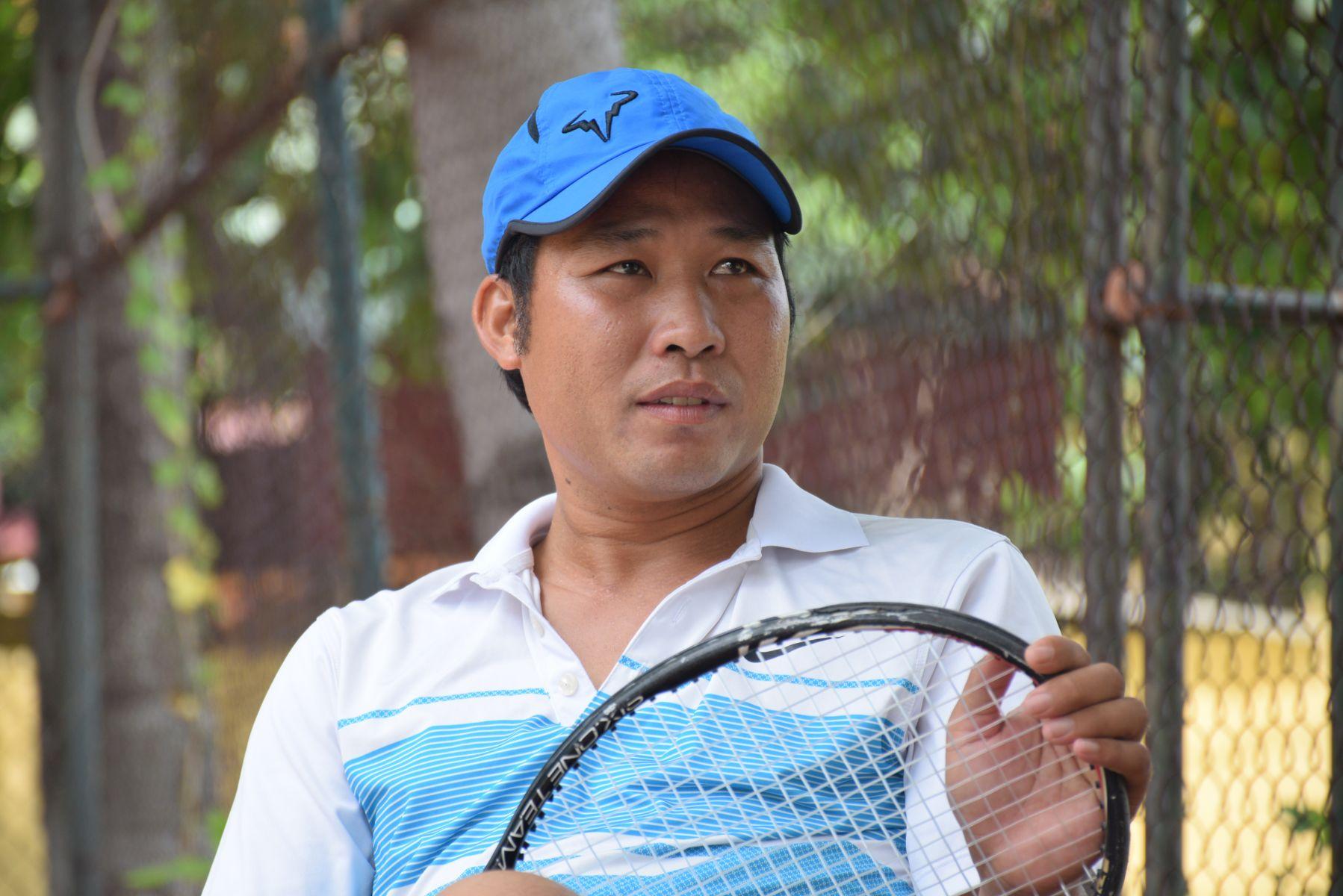 Học tennis tại quận Tân Phú tphcm