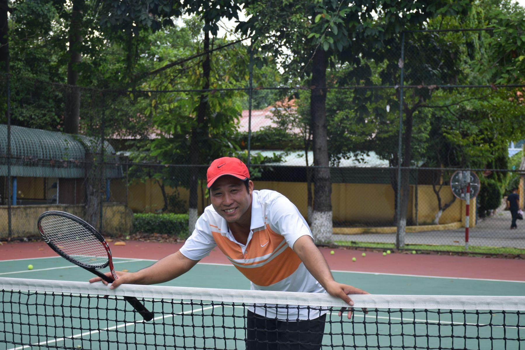 Học tennis tại Thành Phố Hồ Chí Minh