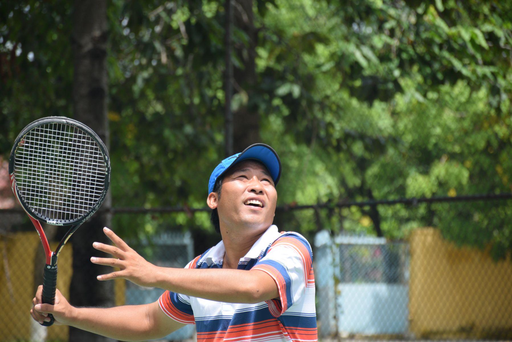 Học tennis ở quận 3 tphcm