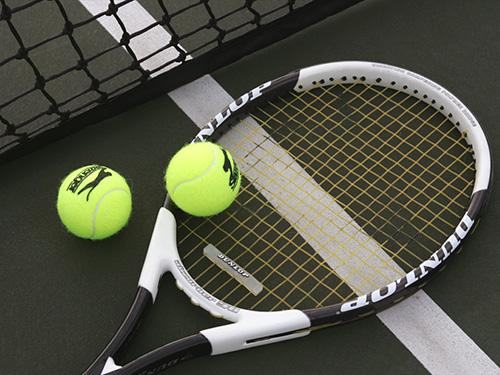 Luật đánh đơn Tennis
