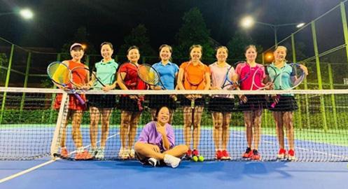 Hệ Thống Sân Tennis Tại Hà Nội
